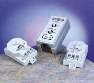 Setra Systems, Inc. - 265 (Differential Pressure Transducer)